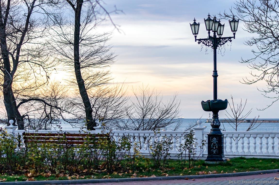Севастополь. Приморский бульвар