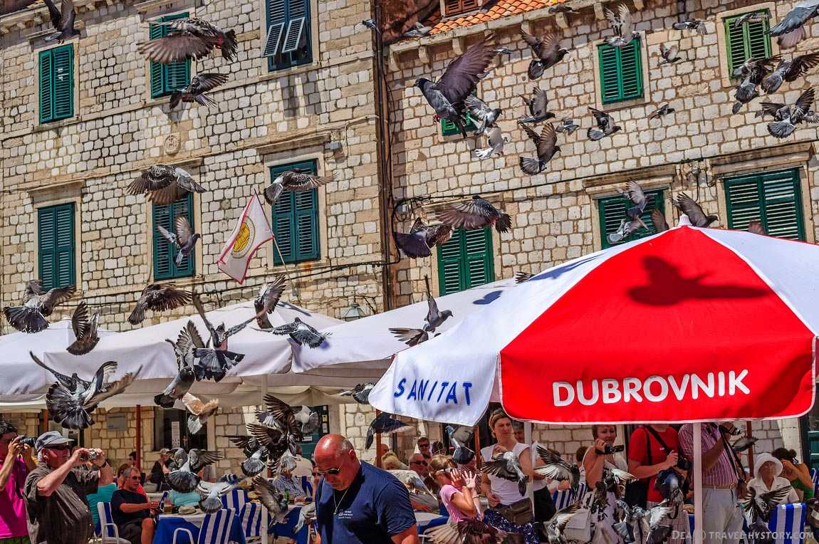Отдых в Хорватии. Дубровник