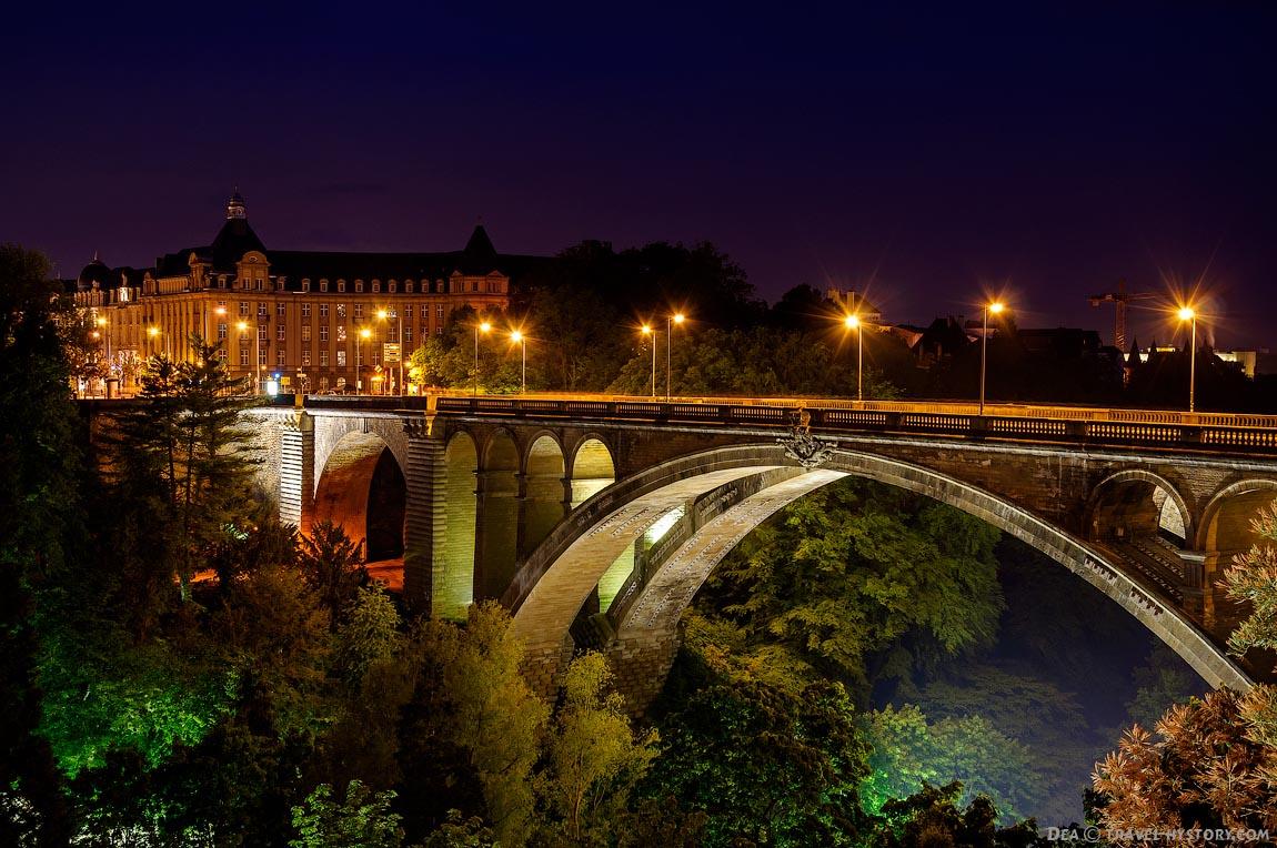 Как правильно фотографировать в путешествиях. Люксембург