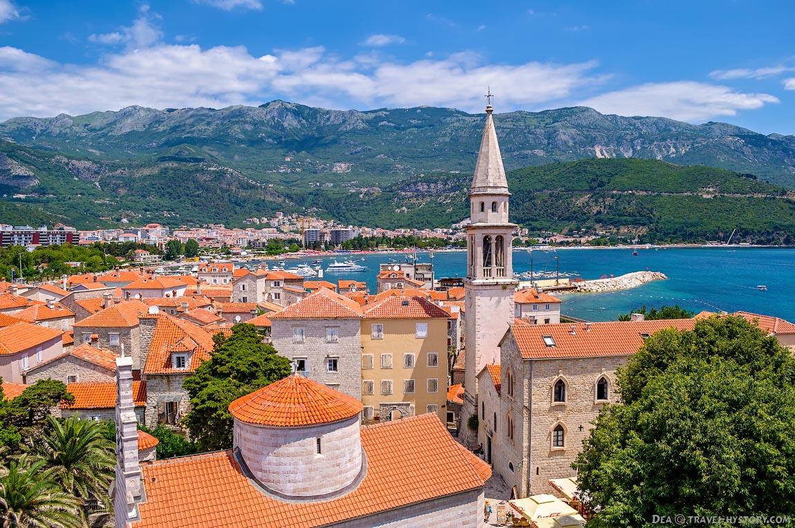 Отдых в Черногории. Будва