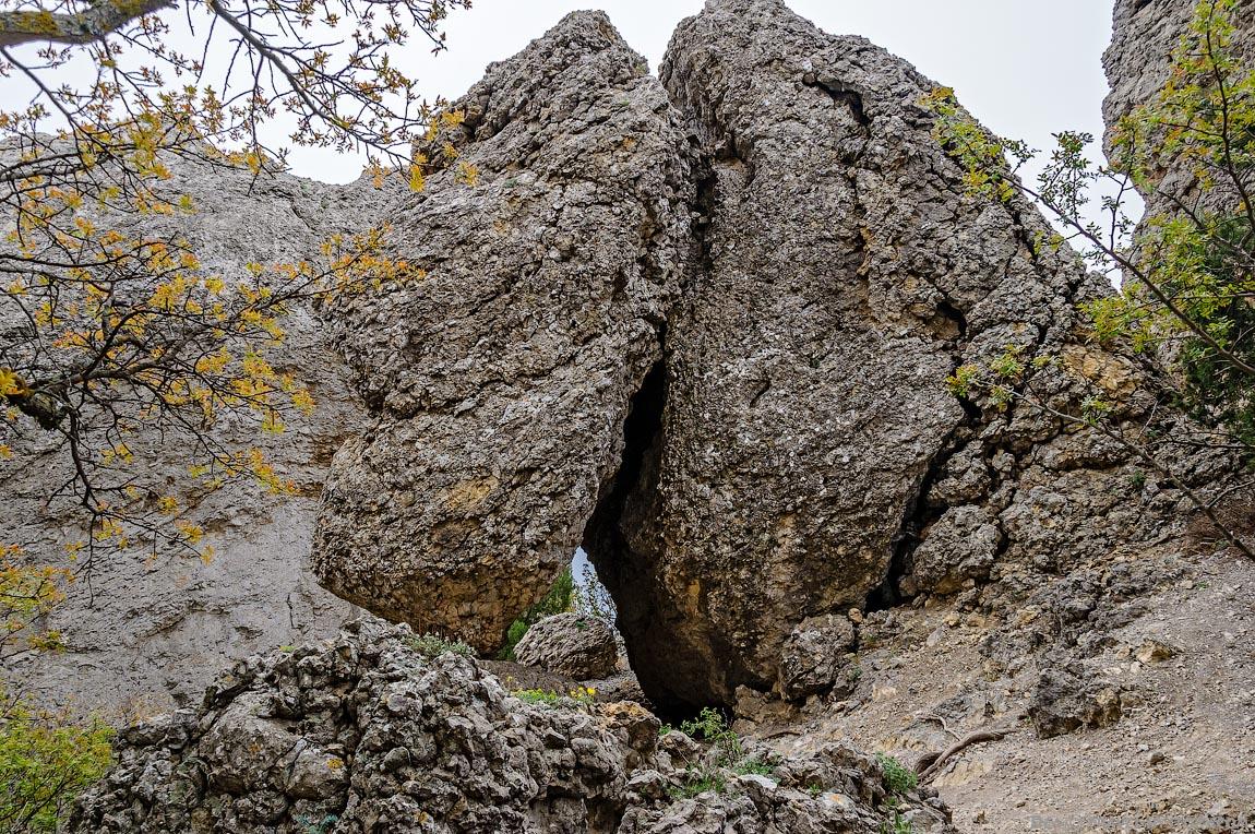 Экскурсии по Крыму. Караул-Оба