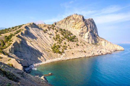 Крым. Голицынская тропа