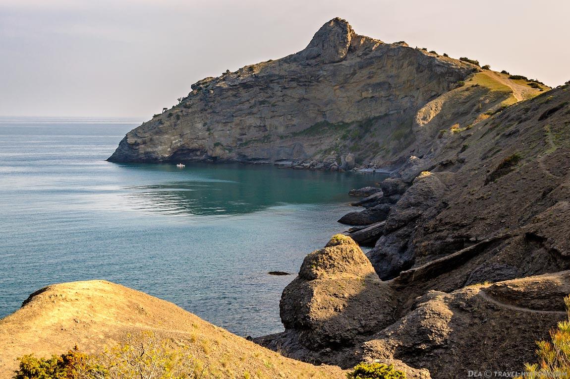 Экскурсии по Крыму. Разбойничья бухта