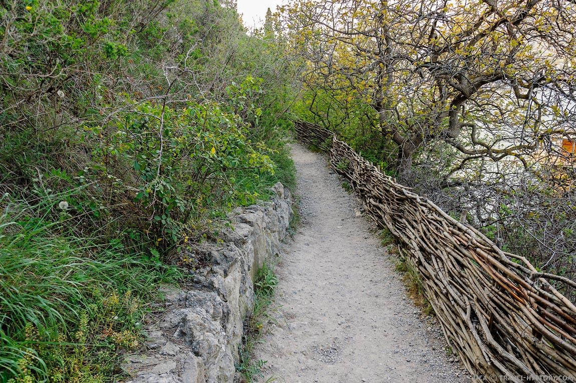 Экскурсии по Крыму. Голицынская тропа