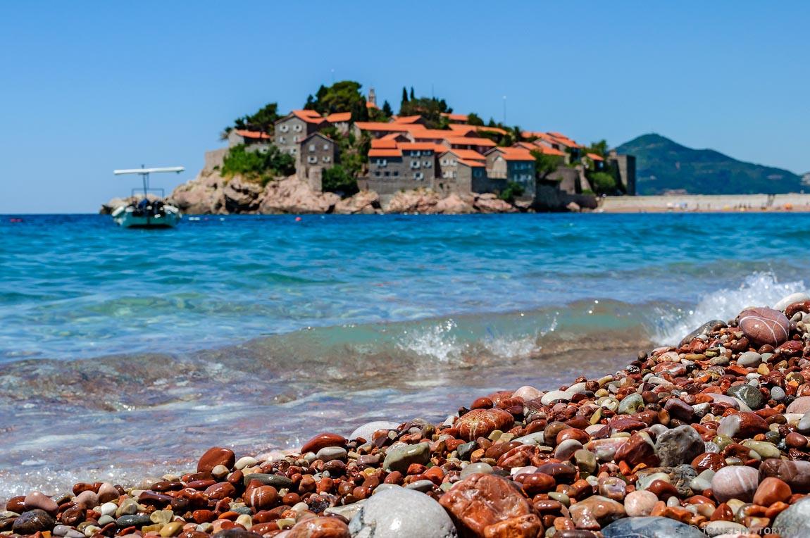 Отдых в Черногории. Пляжи Черногории