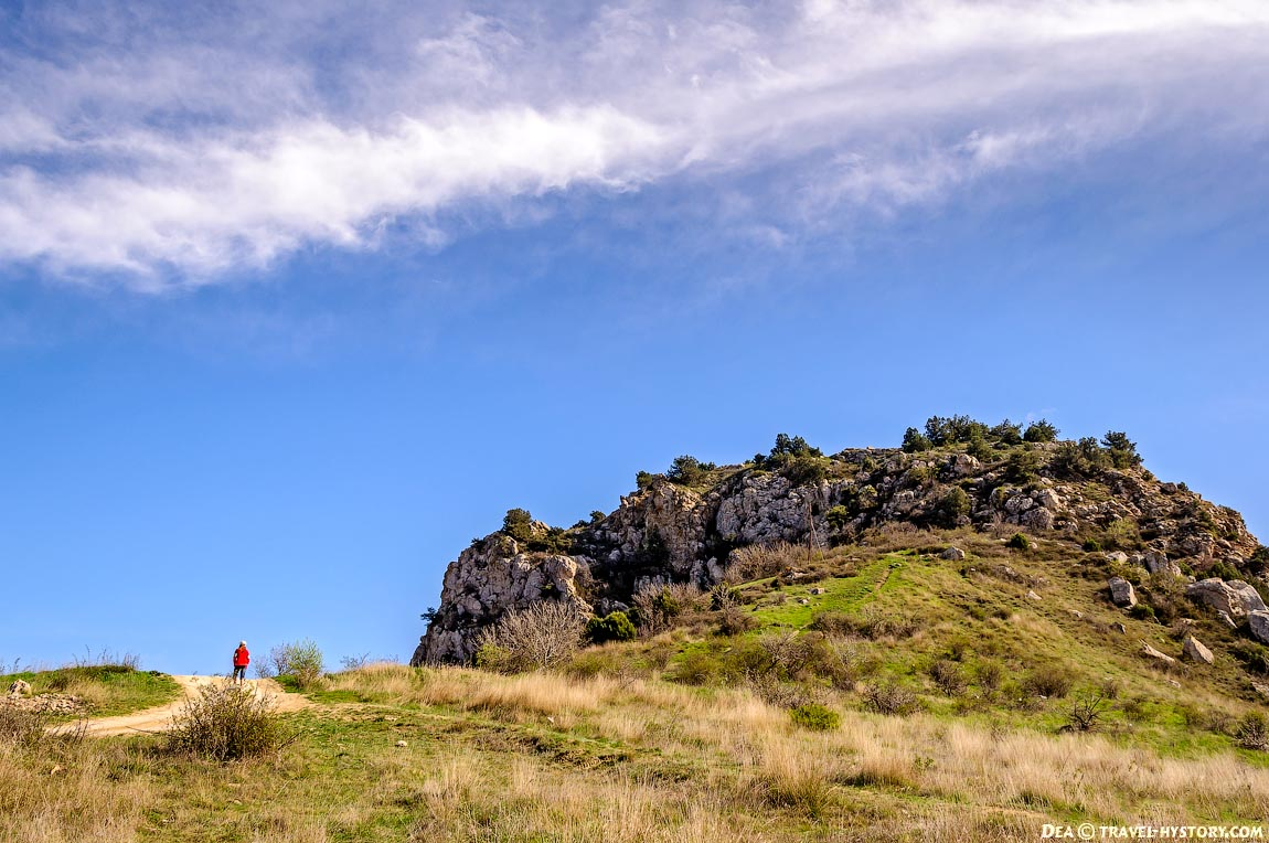 Балаклава. Гора Метелино