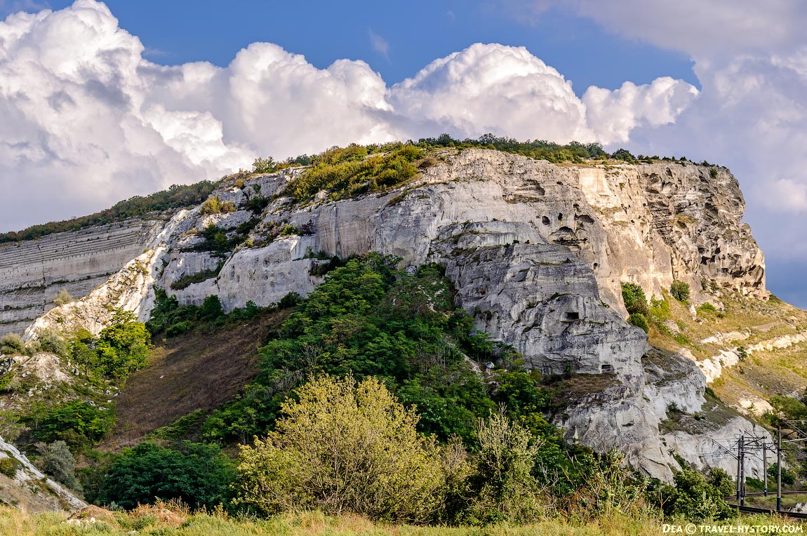 Пещеры Инкермана
