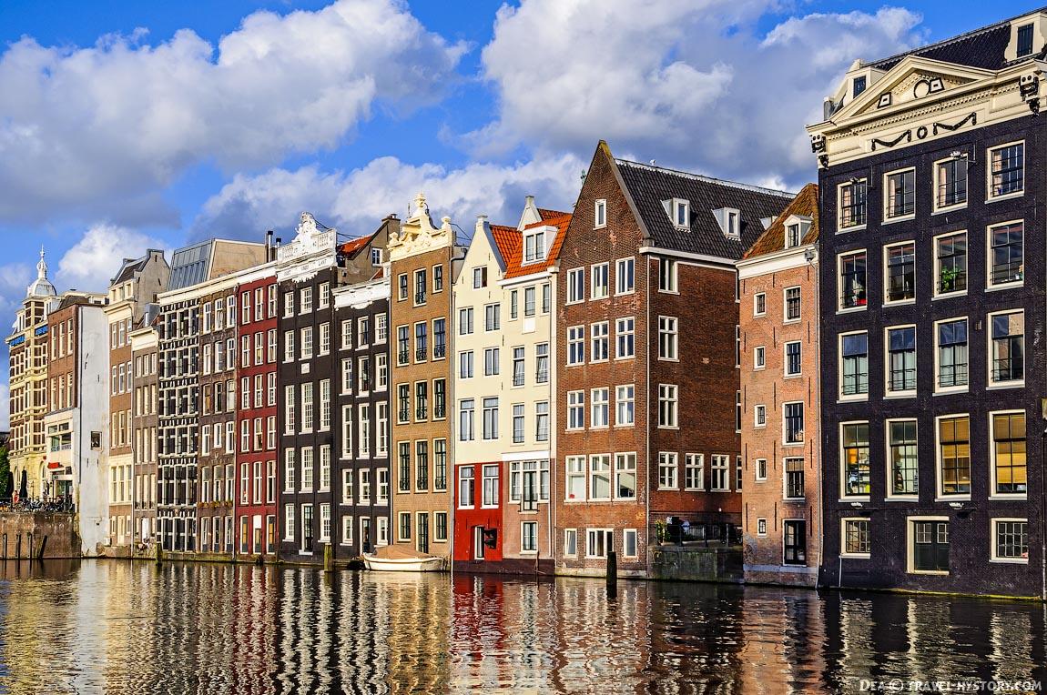 Страны Бенилюкса. Амстердам