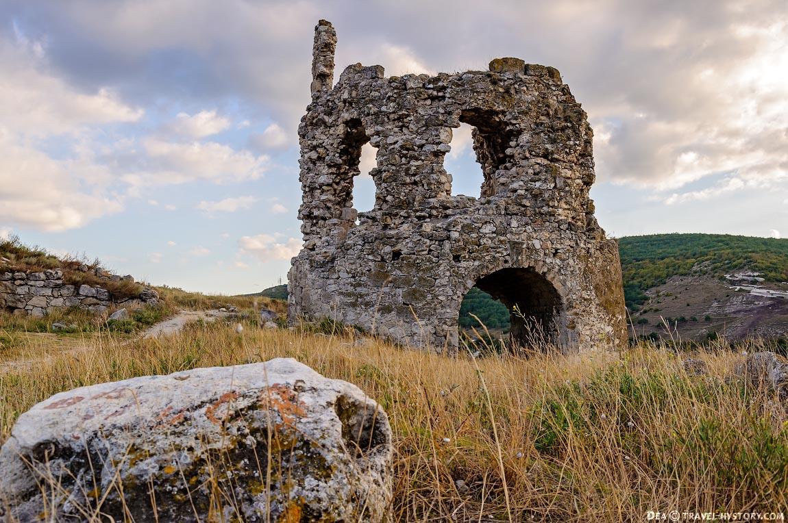 Инкерманская крепость Каламита