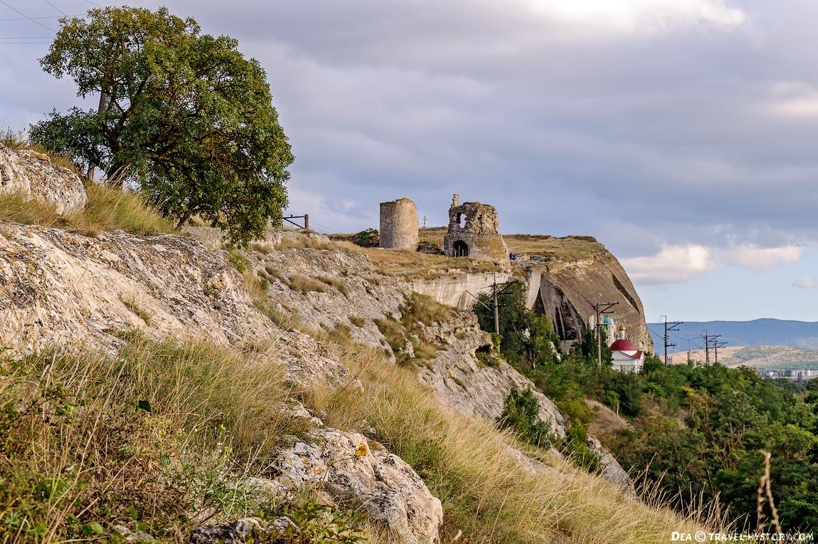 Крепости и пещерные монастыри Крыма