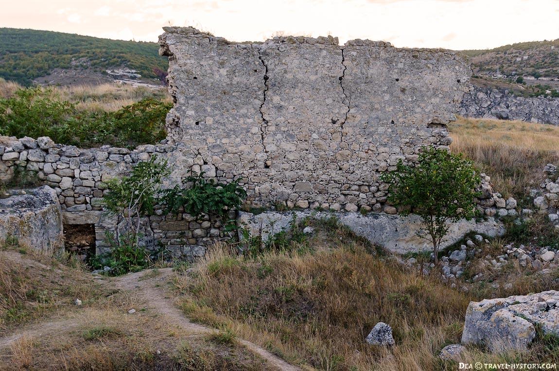 Развалины Каламиты