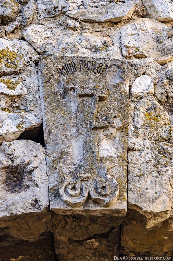 Надвратная башня Каламиты