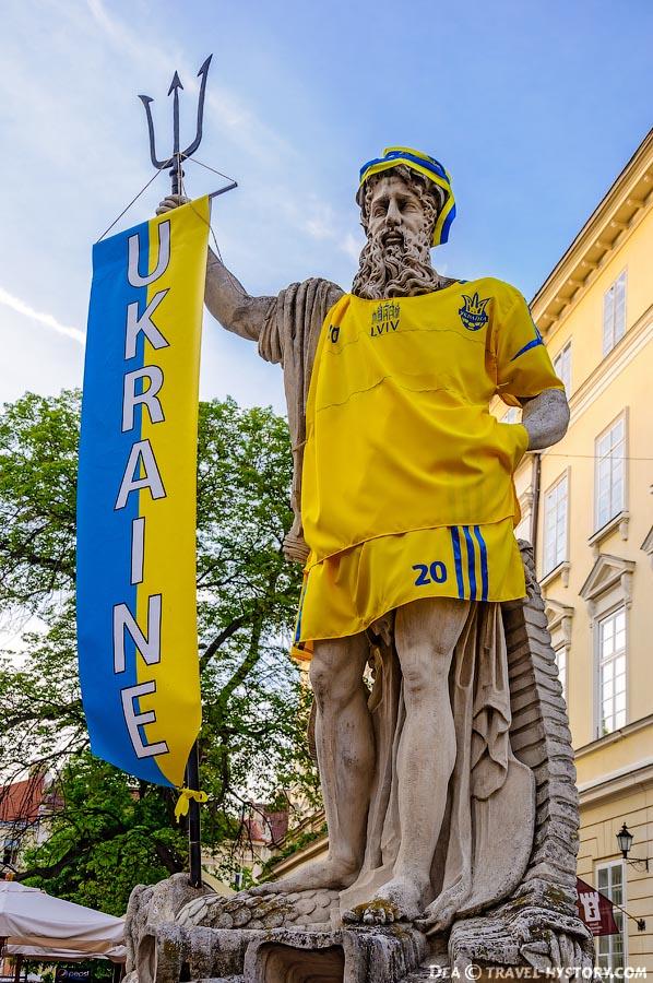 Украина. Львов