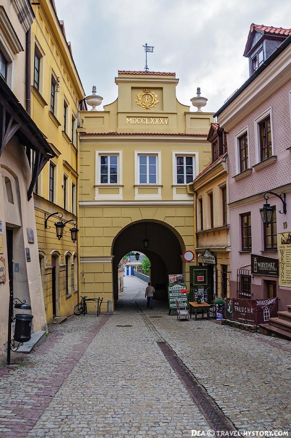 Люблин. Старый город