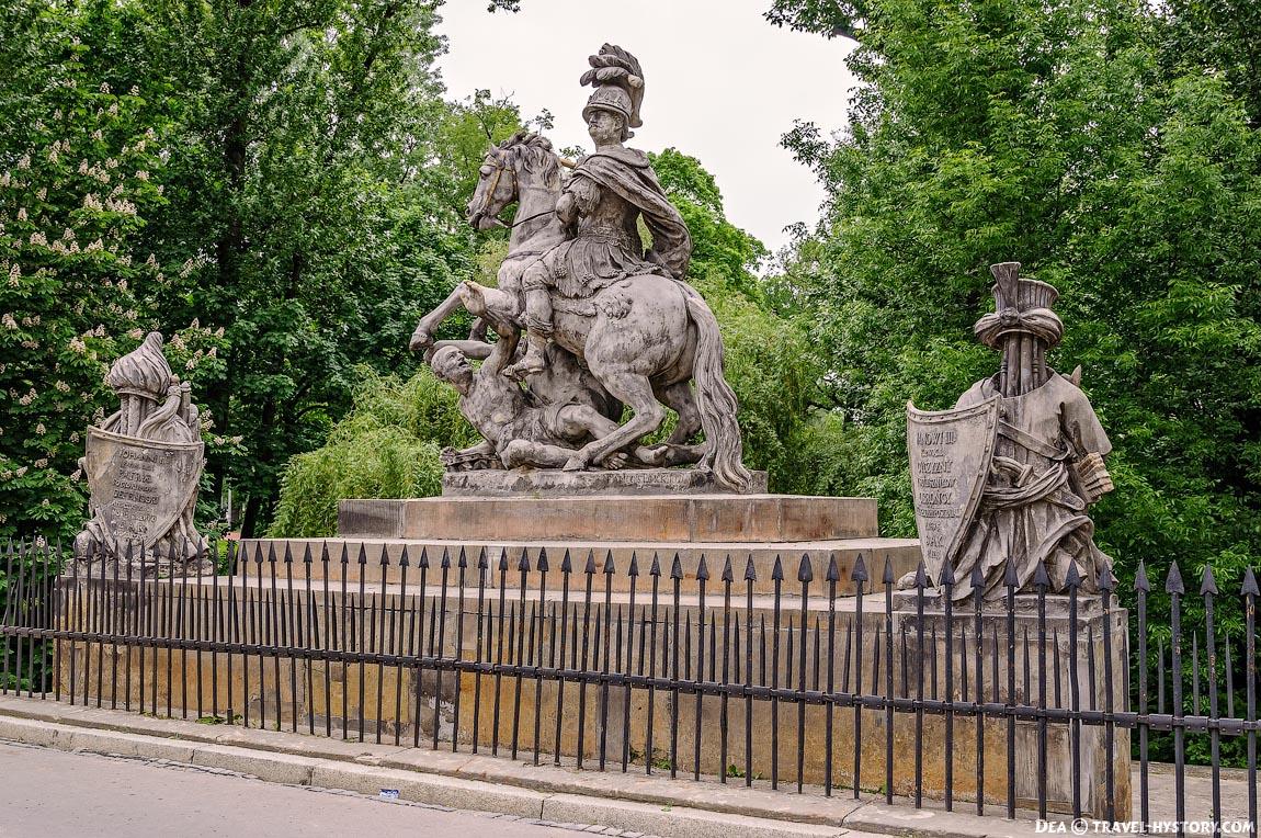 Варшава. Королевские Лазенки