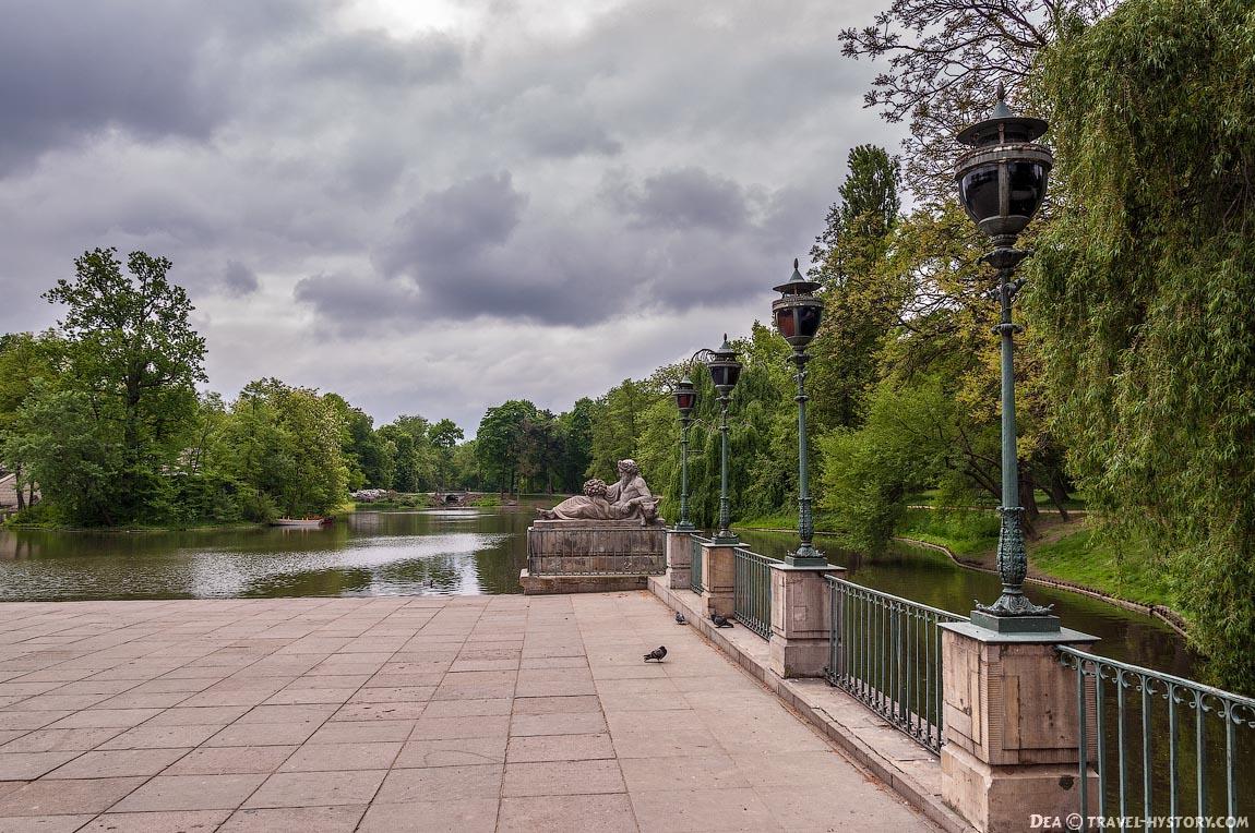 Автобусные экскурсии в Европу. Варшава