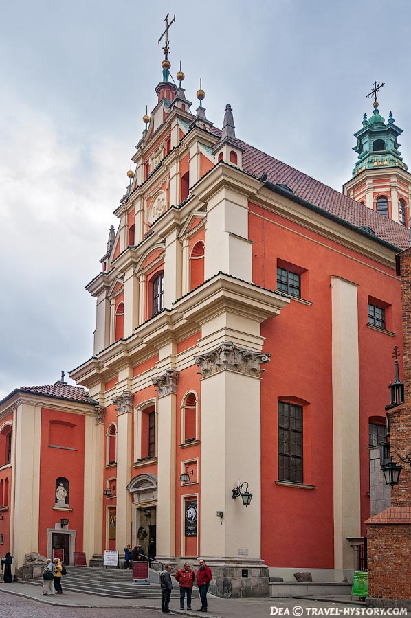 Европа глазами туристов. Варшава