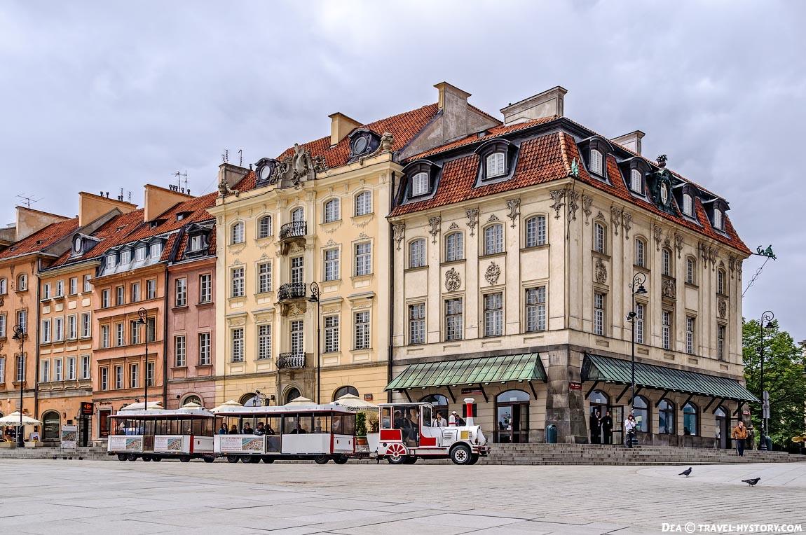 Европа глазами туриста. Варшава