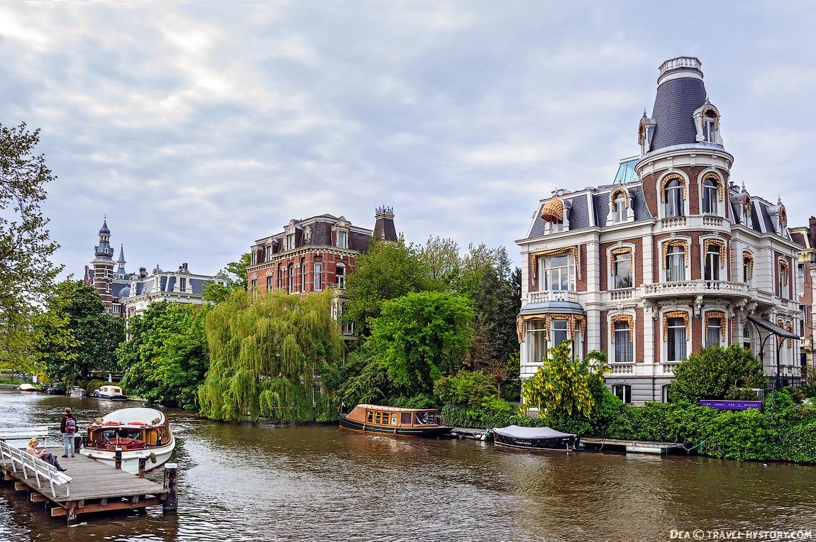 Европа глазами туриста. Амстердам