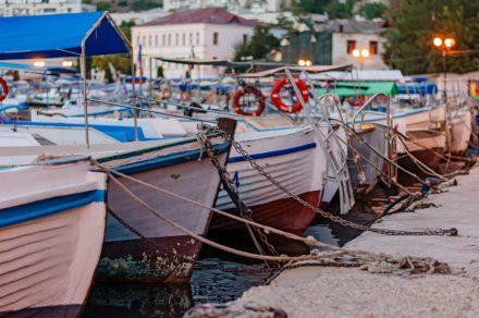 Балаклава и лодки или Как научиться фотографировать