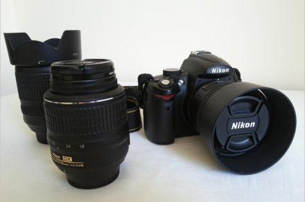Какой у Вас фотоаппарат и другие часто задаваемые вопросы