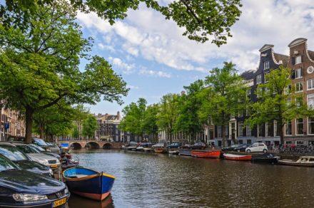 Королевские огни Бенилюкса. День четвертый. Каналы Амстердама