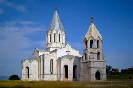 ТОП 5 достопримечательностей Армении и Нагорного Карабаха