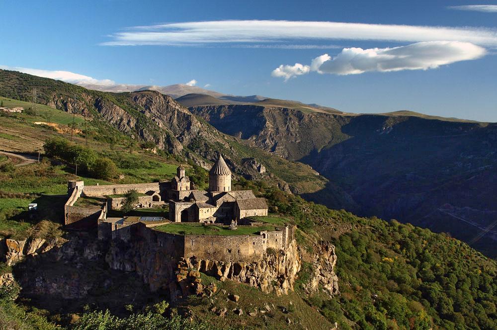Достопримечательности Армении и Нагорного Карабаха