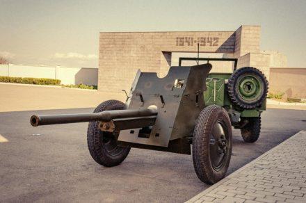 35-я береговая батарея – последний рубеж обороны Севастополя