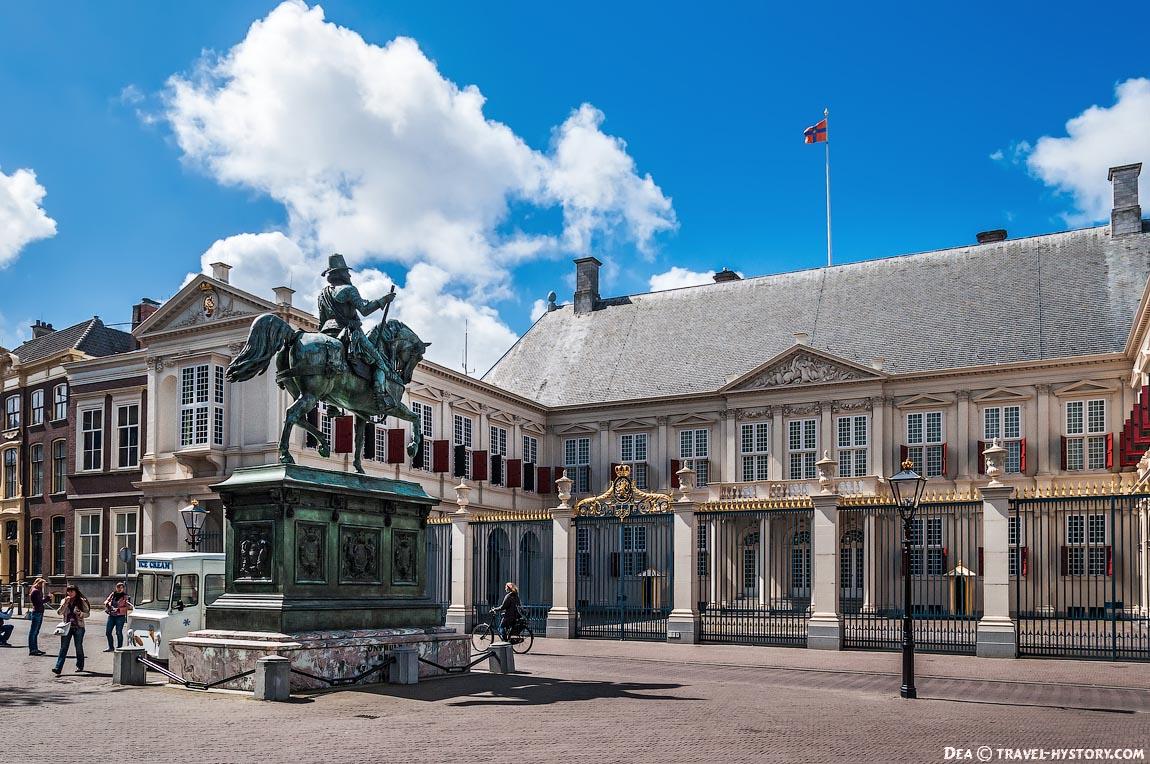 Королевский дворец нордейнде