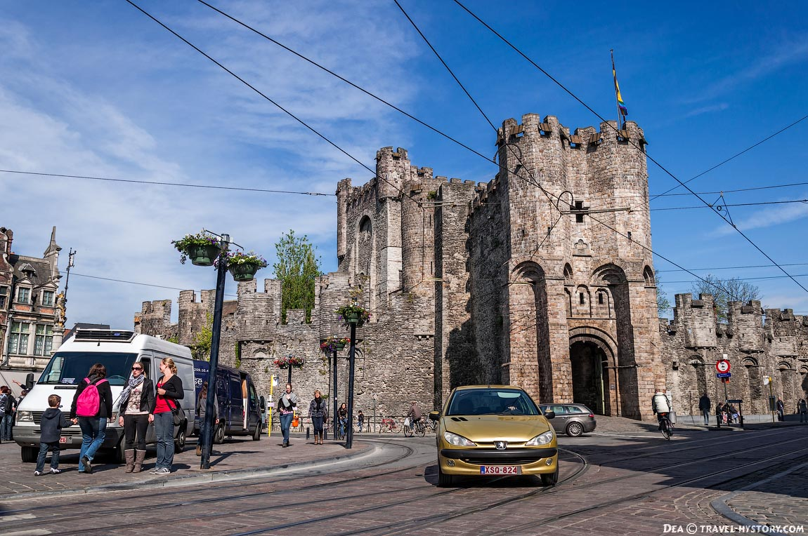 Бельгийский город Гент