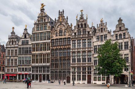 Королевские огни Бенилюкса. День седьмой. Антверпен
