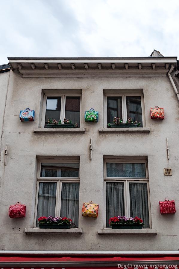 Бельгийский город Антверпен