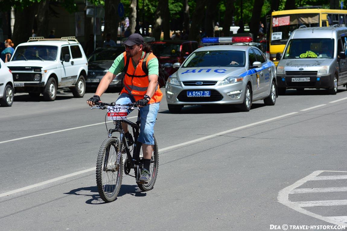 """Веловестиваль """"ВелоПобеда"""" в Севастополе 2018"""