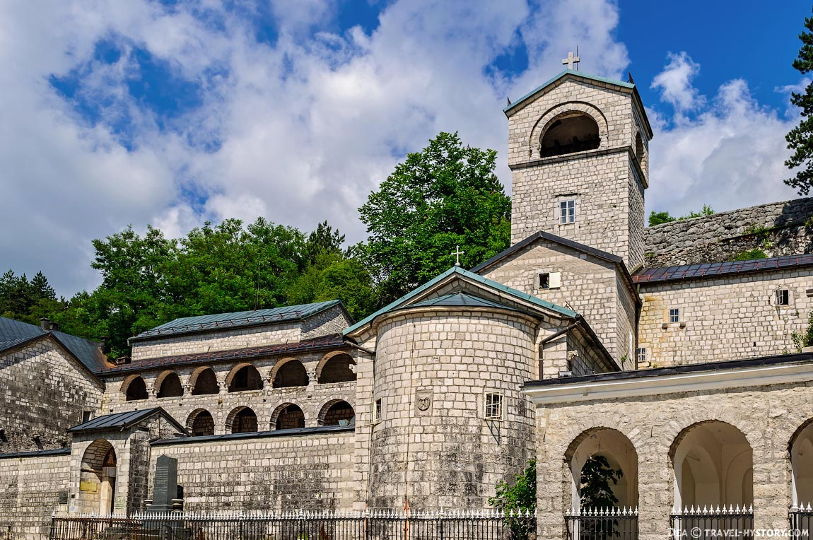 Черногория. Цетиньский монастырь