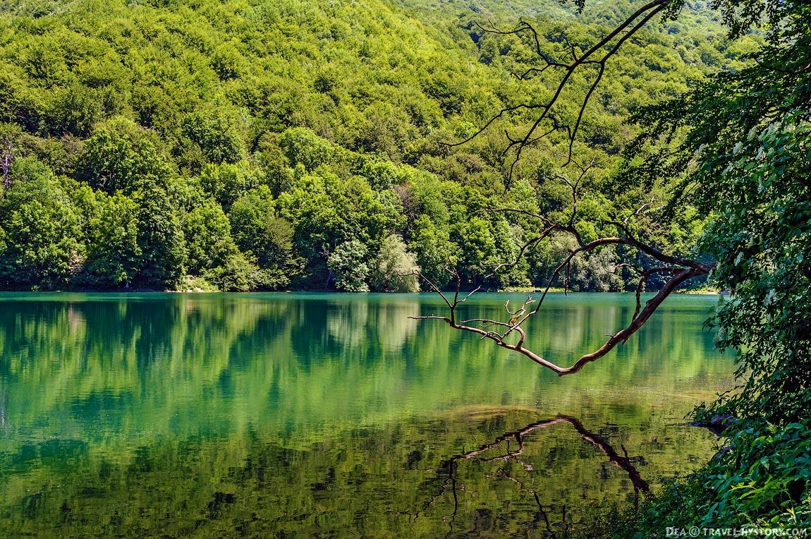 Отдых в Черногории. Биоградское озеро