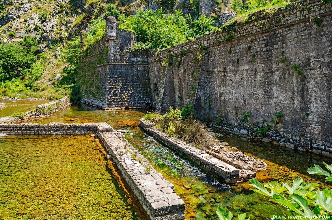 Речные ворота Котора