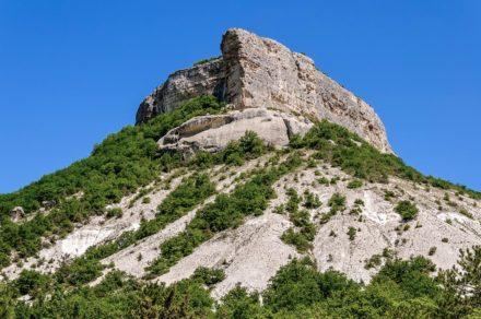 Пещерные города Крыма. Кыз-Кермен — Девичья крепость