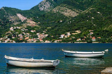 Черногория. День четвертый. Бока-Которская бухта