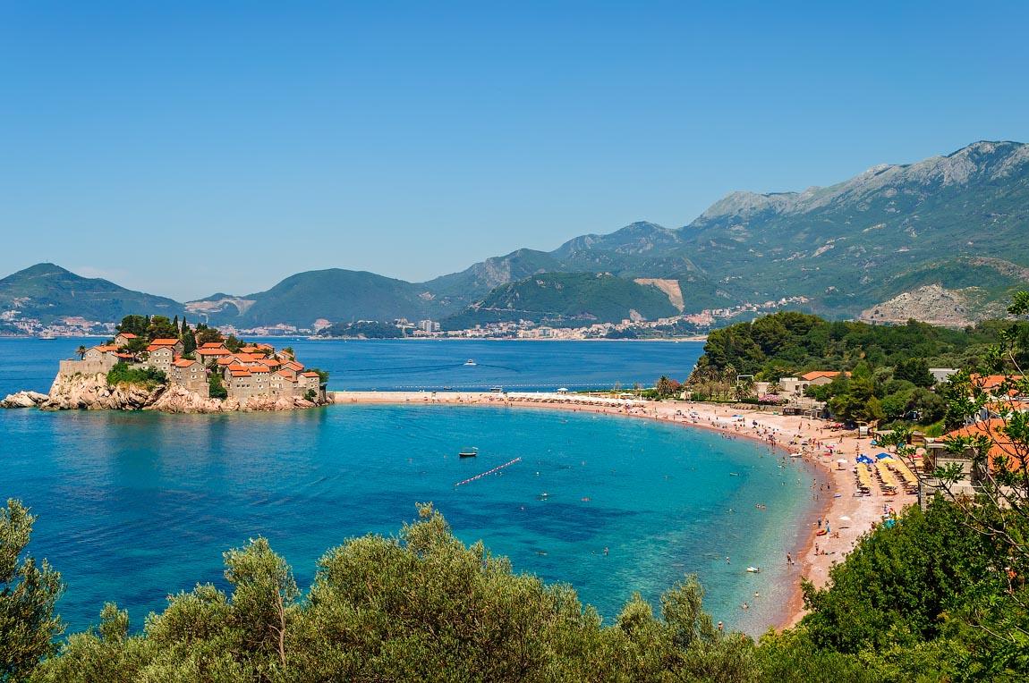 Черногория фото курортов самая популярная место