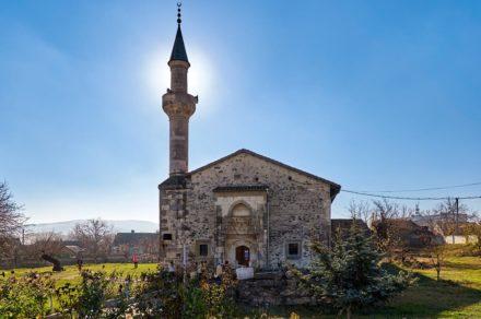 Мечеть хана Узбека и другие достопримечательности Старого Крыма