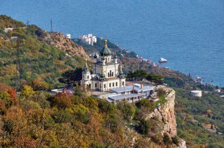 Форосская церковь – Храм Воскресения Христова на Красной скале