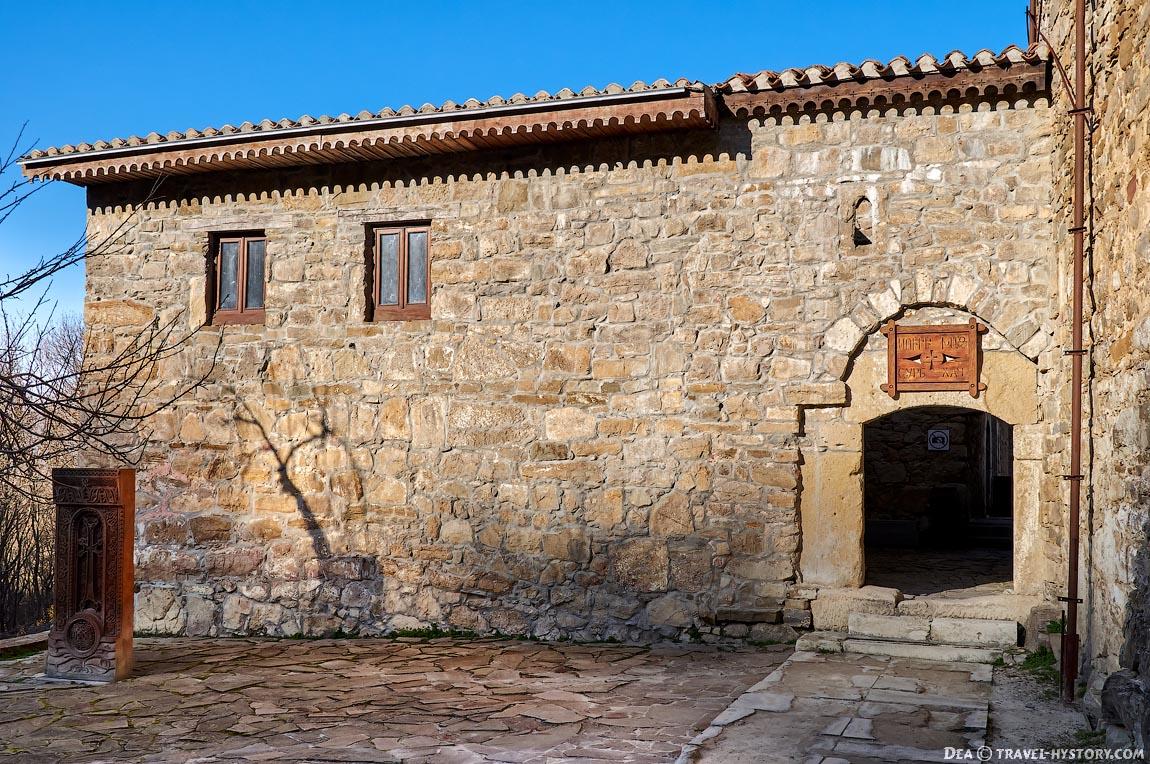 Армянский монастырь Сурб-Хач