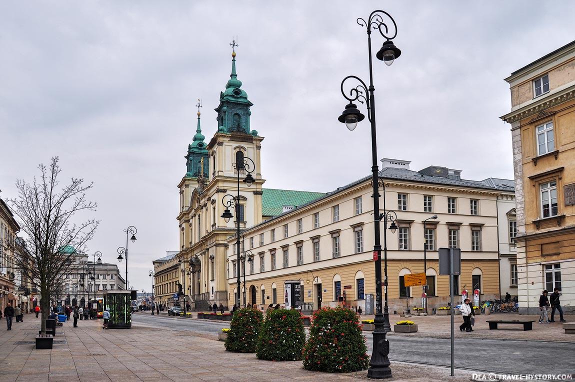 В Польшу самостоятельно