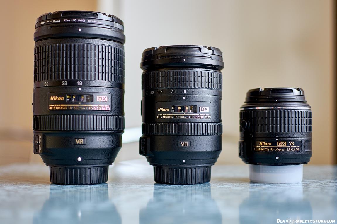 Тест-обзор объектива Nikon DX AF-S NIKKOR 18-300mm f/3.5-5.6G VR IF ED Aspherical