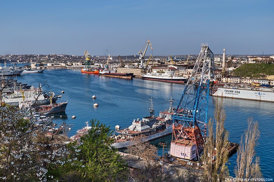 Смотровые площадки Севастополя