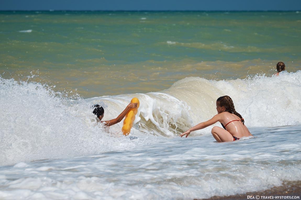 """Пляж """"Любимовка"""""""