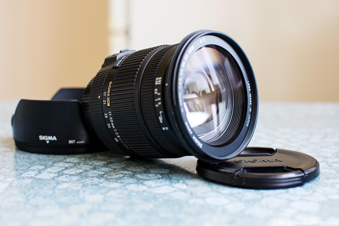 Тест-обзор объектива Sigma DC 17-50mm f/2.8 EX OS HSM