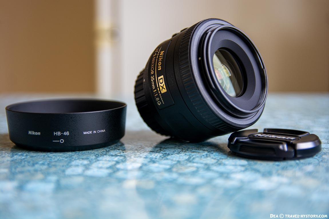 Тест-обзор объектива Nikon DX AF-S NIKKOR 35mm f/1.8G SWM Aspherical