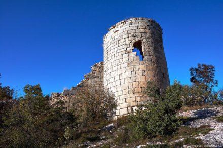 Сюйреньская крепость в Крыму – загадочный страж Бельбекской долины